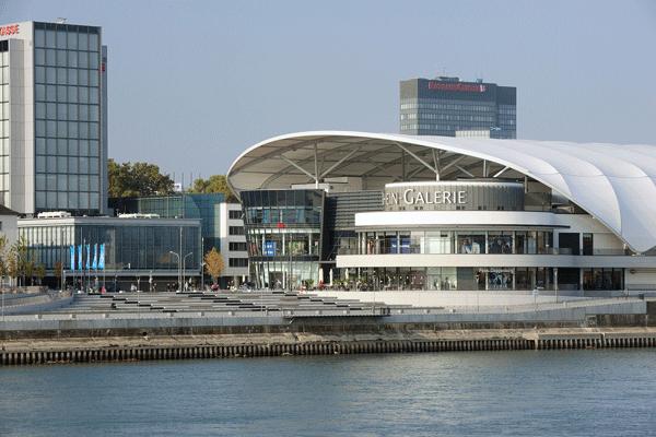 Rhein-Galerie - Ludwigshafen