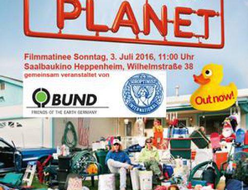 """Heppenheim: BUND zeigt Dokumentarfilm """"Plastic Planet"""""""