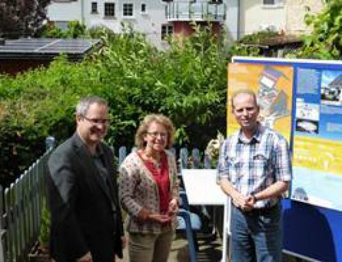 Speyer: Photovoltaikanlage mit Leistungsoptimierung im Privathaus vorgestellt