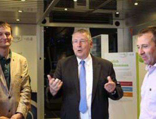 Sinsheim: Klimastiftung informierte gemeinsam mit Expedition N