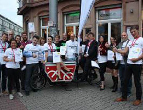 Mannheim: Dein Radprojekt – Siegerprojekte geehrt