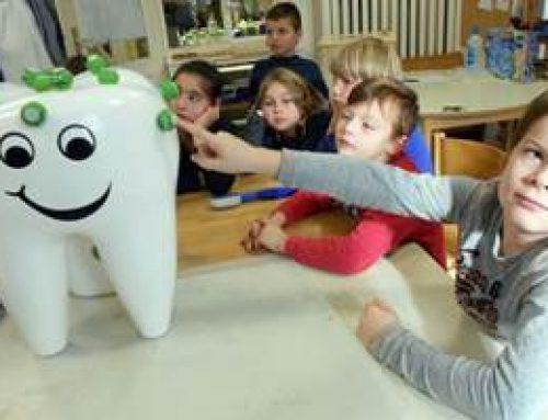 Neustadt: Jugendzahnpflege im Kinderhort Wallgasse