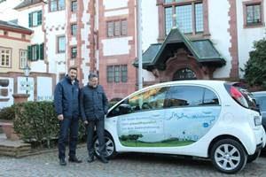 Weinheim Elektroauto