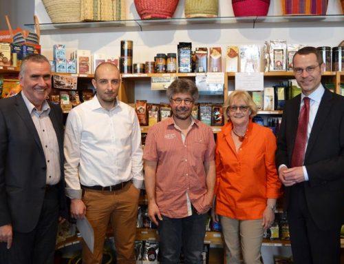 Landau: Gemeinsam für fairen Handel